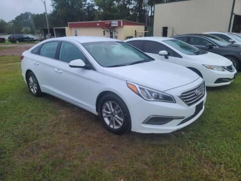 2016 Hyundai Sonata for sale at Lakeview Auto Sales LLC in Sycamore GA