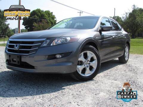 2011 Honda Accord Crosstour for sale at High-Thom Motors in Thomasville NC
