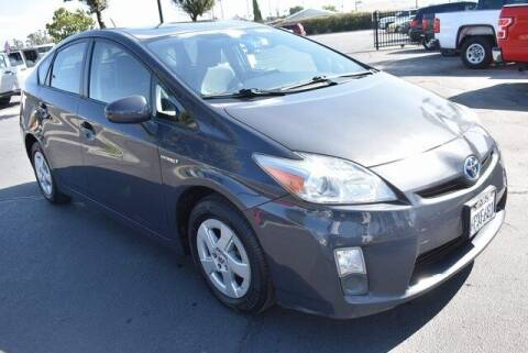 2011 Toyota Prius for sale at DIAMOND VALLEY HONDA in Hemet CA