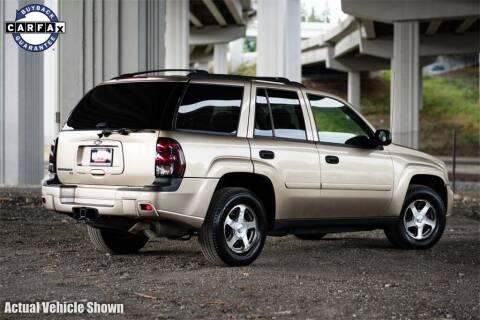2006 Chevrolet TrailBlazer for sale at Friesen Motorsports in Tacoma WA