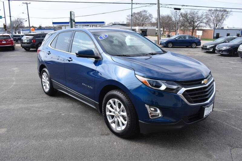 2019 Chevrolet Equinox for sale at World Class Motors in Rockford IL