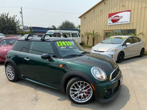 2012 MINI Cooper Hardtop for sale at Approved Autos in Bakersfield CA