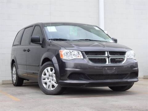 2016 Dodge Grand Caravan for sale at Joe Myers Toyota PreOwned in Houston TX