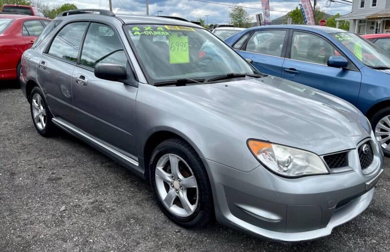 2007 Subaru Impreza for sale at Mayer Motors of Pennsburg in Pennsburg PA