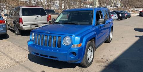 2008 Jeep Patriot for sale at Manchester Auto Sales in Manchester CT