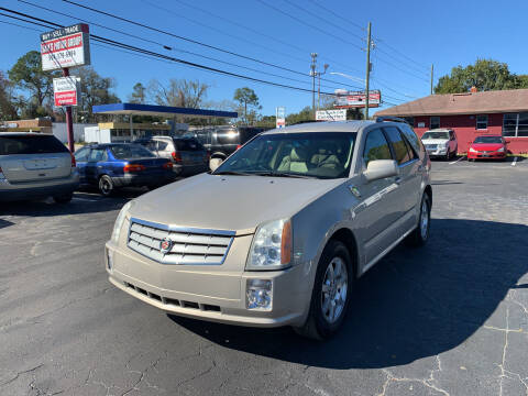 2009 Cadillac SRX for sale at Sam's Motor Group in Jacksonville FL
