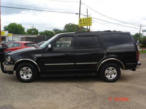 1998 Ford Expedition for sale at A-1 Auto Sales in Conroe TX