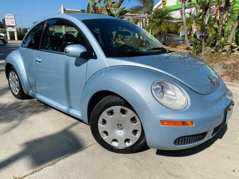 2010 Volkswagen New Beetle for sale at Luxury Auto Lounge in Costa Mesa CA
