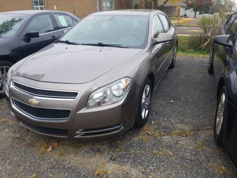 2010 Chevrolet Malibu for sale at Quality Auto Today in Kalamazoo MI