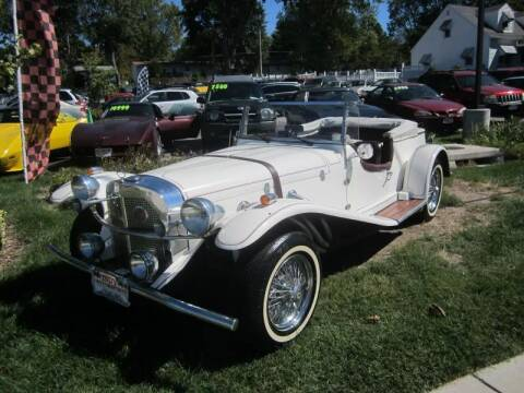 1929 Mercedes-Benz GIZILLE for sale at Indy Motorsports in St. Charles MO