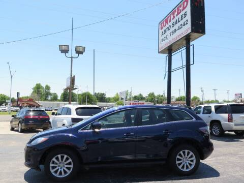 2011 Mazda CX-7 for sale at United Auto Sales in Oklahoma City OK