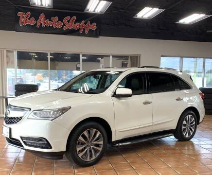 2014 Acura MDX for sale at The Auto Shoppe in Springfield MO