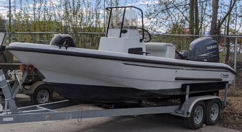 2004 BOSTON WHALER GUARDIAN 18 for sale at Dependable Used Cars in Anchorage AK