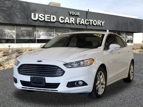 2014 Ford Fusion for sale at JOELSCARZ.COM in Flushing MI