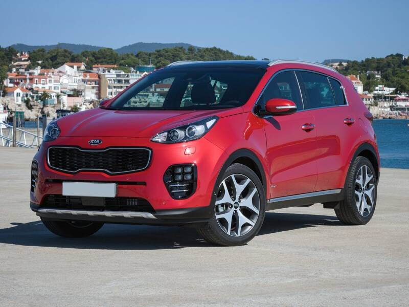 2017 Kia Sportage for sale at Tom Wood Honda in Anderson IN