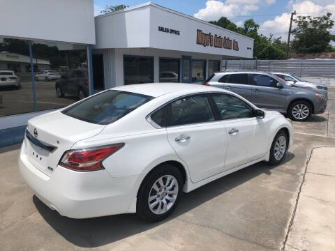 2014 Nissan Altima for sale at Moye's Auto Sales Inc. in Leesburg FL