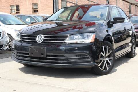 2017 Volkswagen Jetta for sale at HILLSIDE AUTO MALL INC in Jamaica NY