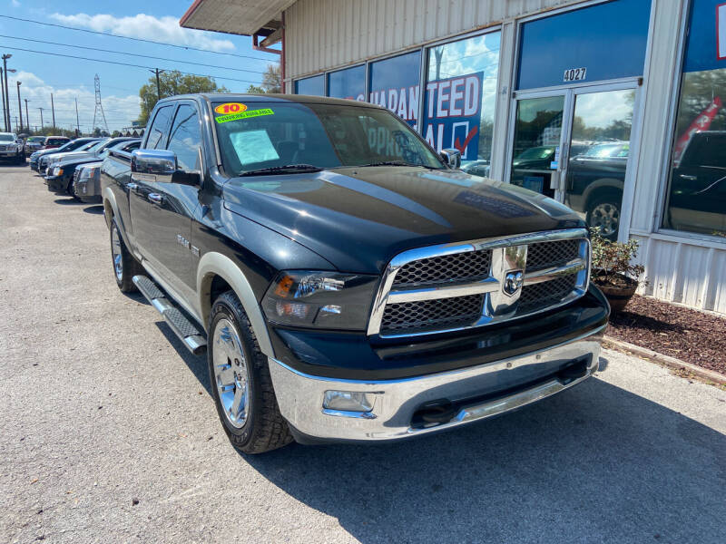 2010 Dodge Ram Pickup 1500 for sale at Lee Auto Group Tampa in Tampa FL