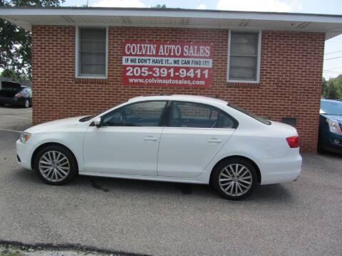 2014 Volkswagen Jetta for sale at Colvin Auto Sales in Tuscaloosa AL