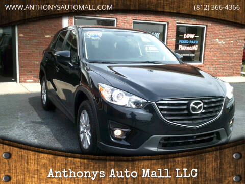 2016 Mazda CX-5 for sale at Anthonys Auto Mall LLC in New Salisbury IN