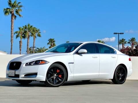 2013 Jaguar XF for sale at OPTED MOTORS in Santa Clara CA