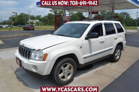 2006 Jeep Grand Cherokee for sale at Your Choice Autos - Crestwood in Crestwood IL