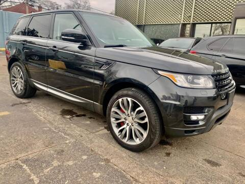 2014 Land Rover Range Rover Sport for sale at Gus's Used Auto Sales in Detroit MI