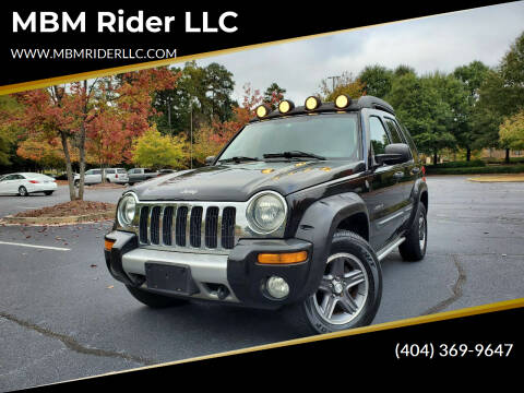 2004 Jeep Liberty for sale at MBM Rider LLC in Alpharetta GA