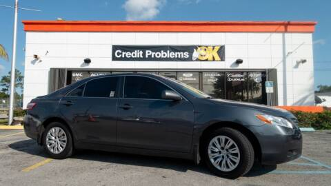 2009 Toyota Camry for sale at Car Depot in Miramar FL