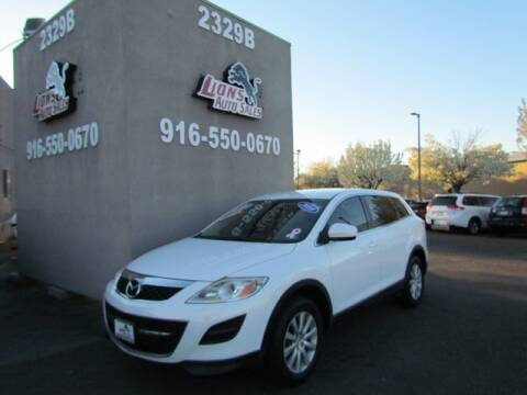 2010 Mazda CX-9 for sale at LIONS AUTO SALES in Sacramento CA