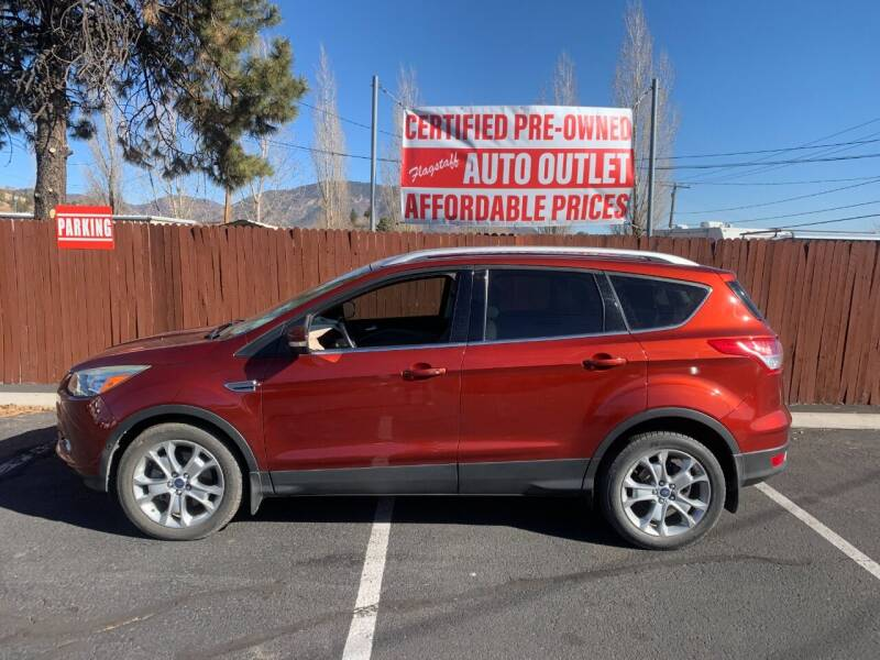 2014 Ford Escape for sale at Flagstaff Auto Outlet in Flagstaff AZ