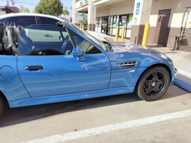 2001 BMW M for sale at DNZ Auto Sales in Costa Mesa CA