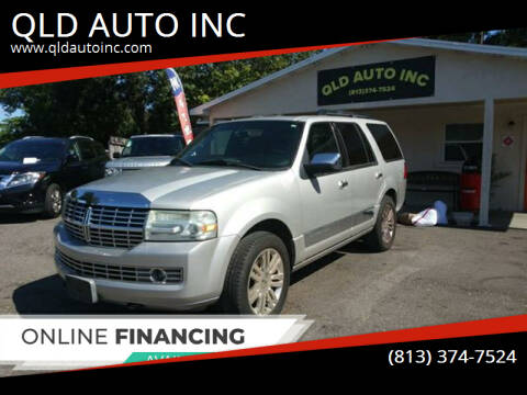 2007 Lincoln Navigator for sale at QLD AUTO INC in Tampa FL