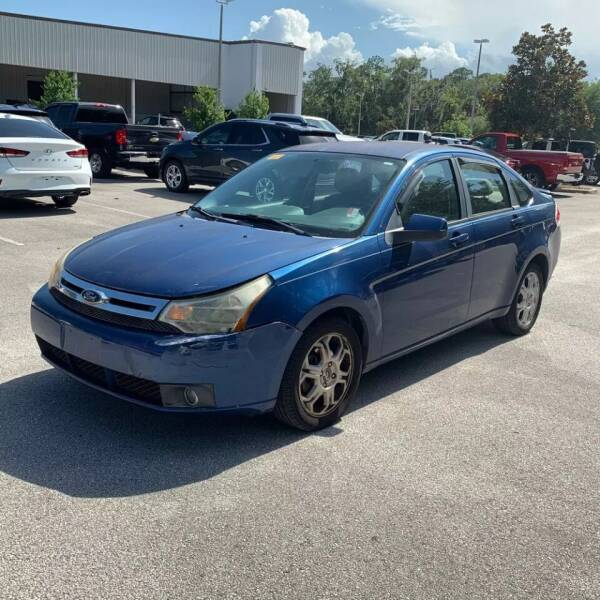 2009 Ford Focus for sale at CARZ4YOU.com in Robertsdale AL