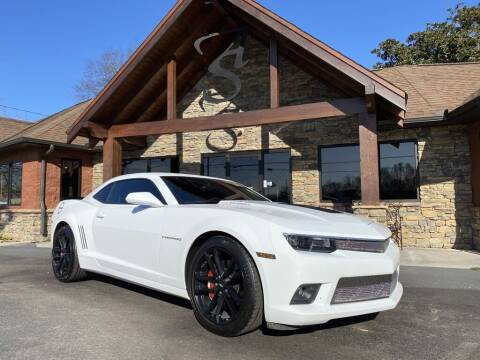 2015 Chevrolet Camaro for sale at Auto Solutions in Maryville TN
