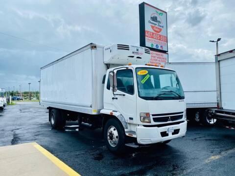 2010 Mitsubishi Fuso FM330 for sale at Orange Truck Sales in Orlando FL