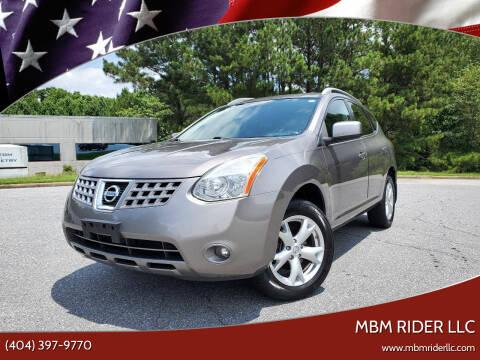 2009 Nissan Rogue for sale at MBM Rider LLC in Alpharetta GA