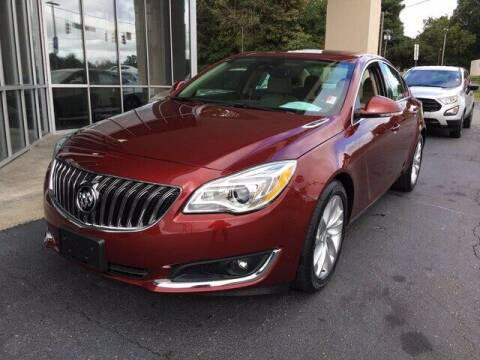 2016 Buick Regal for sale at Credit Union Auto Buying Service in Winston Salem NC