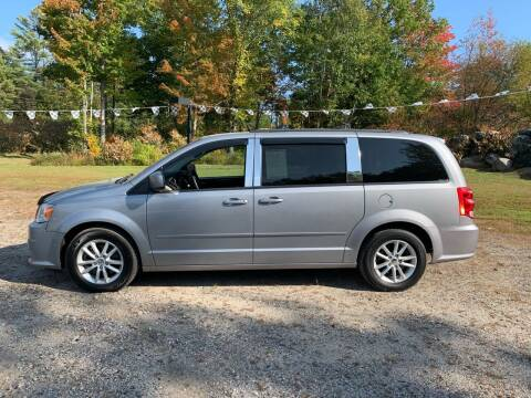 2014 Dodge Grand Caravan for sale at Hart's Classics Inc in Oxford ME