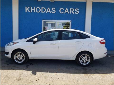 2017 Ford Fiesta for sale at Khodas Cars in Gilroy CA