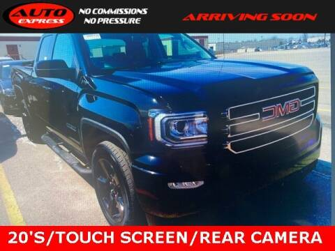 2018 GMC Sierra 1500 for sale at Auto Express in Lafayette IN