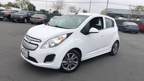 2014 Chevrolet Spark EV for sale at CENTURY MOTORS in Fresno CA