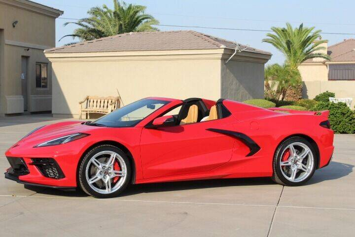 2021 Chevrolet Corvette for sale in Peoria, AZ