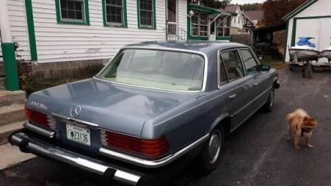 1976 Mercedes-Benz 450-Class for sale at Classic Car Deals in Cadillac MI