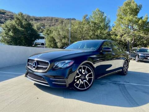 2018 Mercedes-Benz E-Class for sale at Allen Motors, Inc. in Thousand Oaks CA