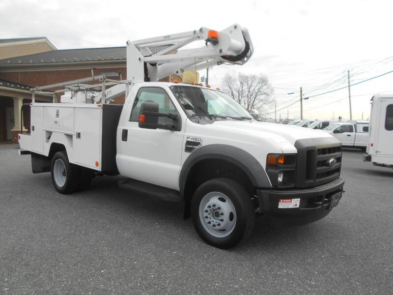 2009 Ford F-450 Super Duty for sale at Nye Motor Company in Manheim PA