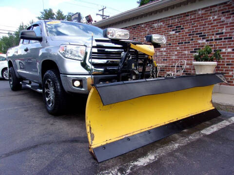 2016 Toyota Tundra for sale at Certified Motorcars LLC in Franklin NH