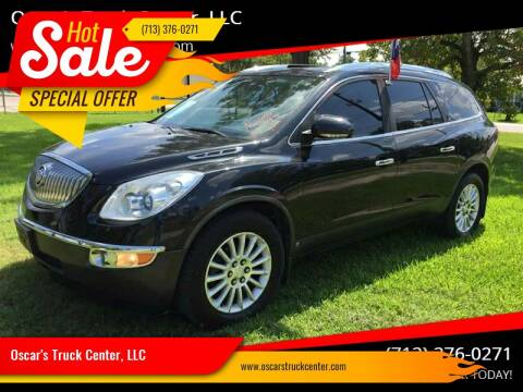 2010 Buick Enclave for sale at Oscar's Truck Center, LLC in Houston TX