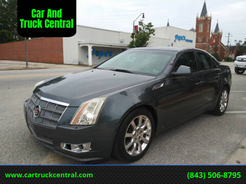 2009 Cadillac CTS for sale at Car And Truck Central in Dillon SC