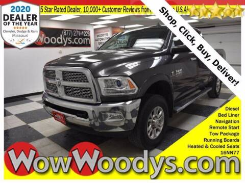 2016 RAM Ram Pickup 2500 for sale at WOODY'S AUTOMOTIVE GROUP in Chillicothe MO